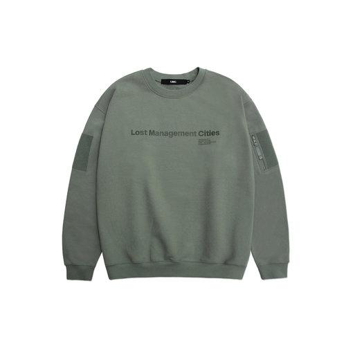 FN Combat Sweatshirt Olive LMC2024
