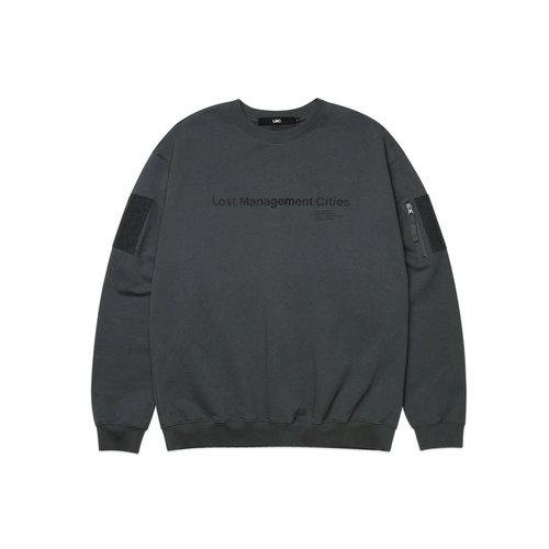 FN Combat Sweatshirt Charcoal LMC2023