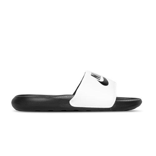 Victori One Slide Black White CN9675 005