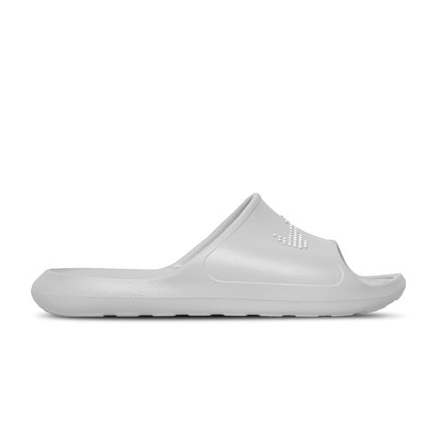 Victori One Shower Slide Light Smoke Grey White CZ5478 002