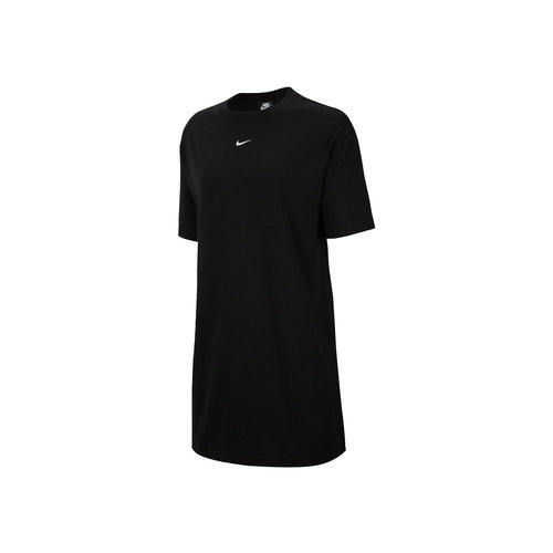 NSW Essential Sportswear Dress Black White CJ2242 010