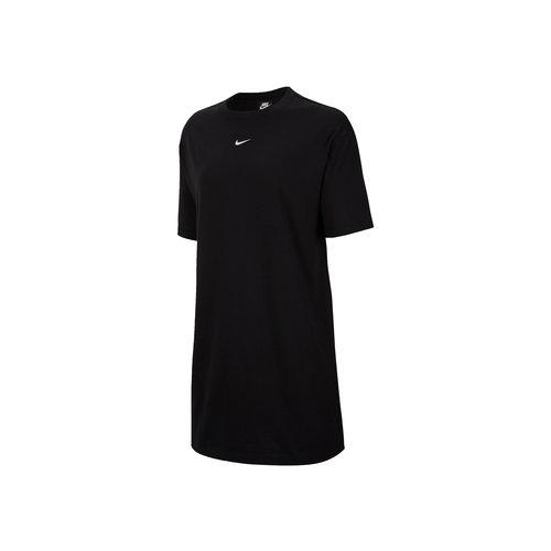 NSW Essentieel Sportswear Dress Black White CJ2242 010