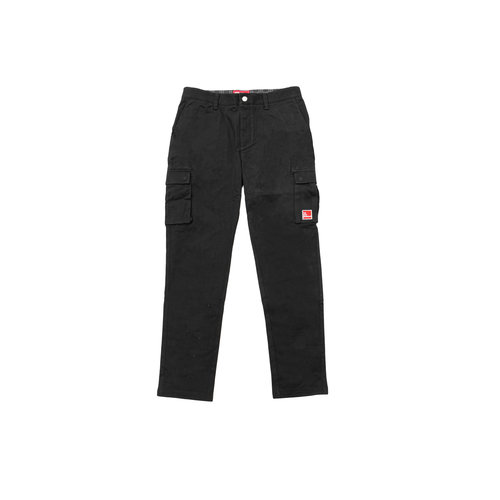 Carota Midfield Trousers Black 2.0 TNO68