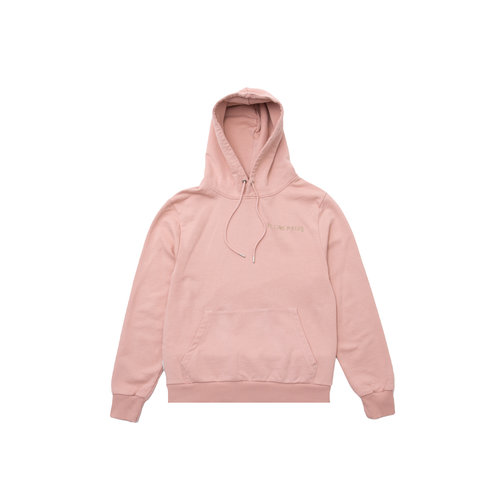 Essential Core Logo Hoodie Soft Pink 80613591690