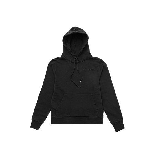 Essential Core Logo Hoodie Black 80613591861