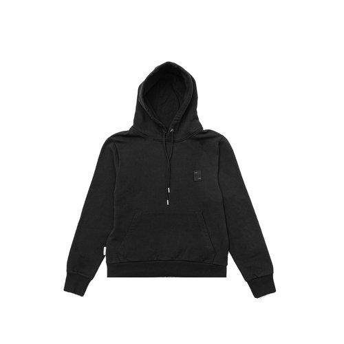 Essential Two Stipe Hoodie Black 80698781861