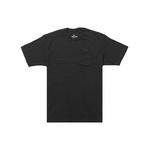 NSW Premium Essential Pocket Tee Black Black DB3249 010