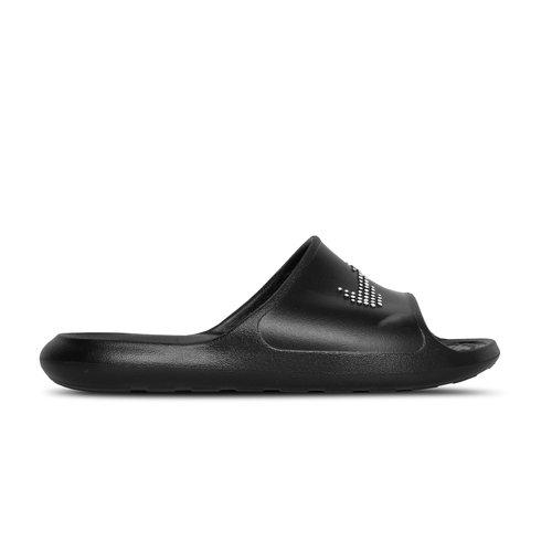 Victori One Shower Slide Black White Black CZ5478 001
