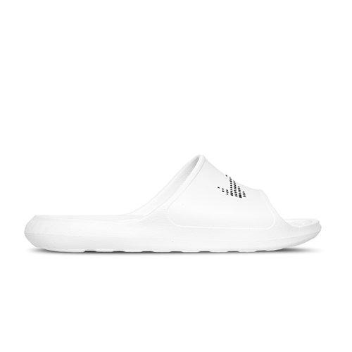 Victori One Shower Slide White Black White CZ5478 100