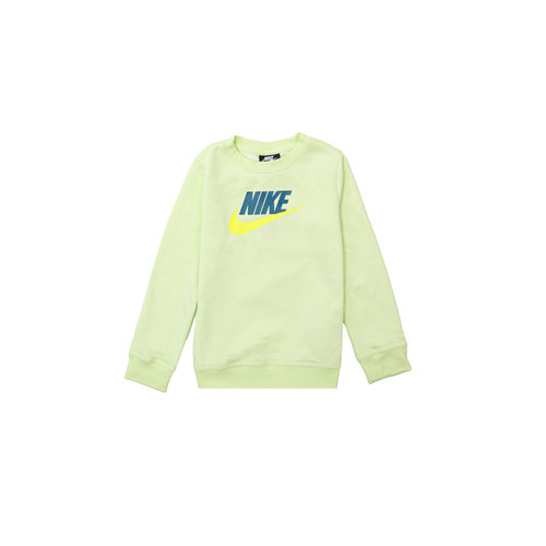 Sportswear Club Fleece GS Crewneck LT Liquid Lime CV9297 383