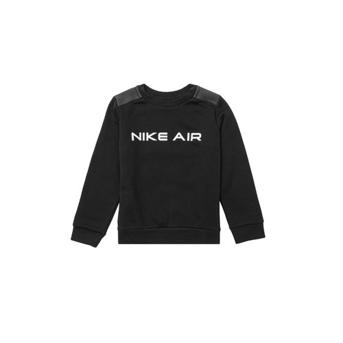 Air Sweater GS Black Dark Smoke Grey White DA0703 010