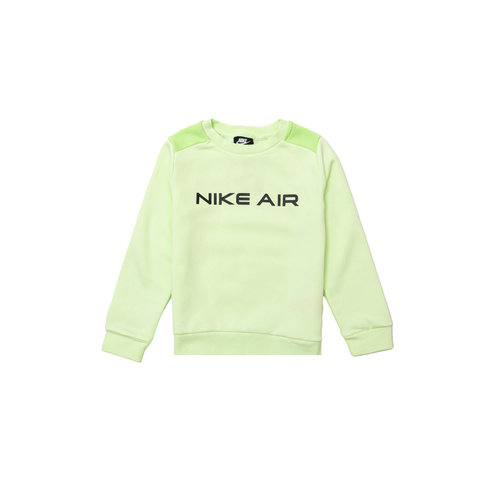 Air Sweater GS LT Liquid Lime Key Lime Black DA0703 383