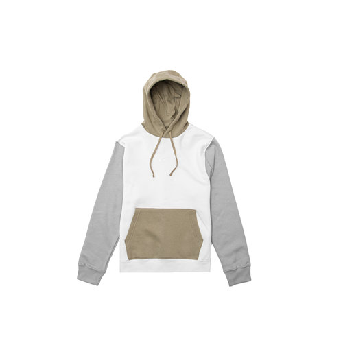 NSW Essential Hoodie Summit White Light Smoke Grey DJ6298 121