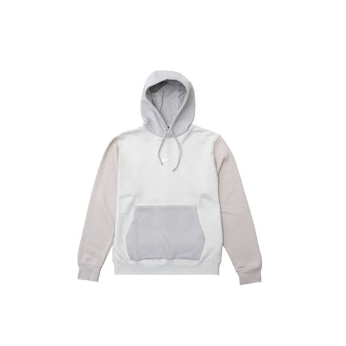NSW Essential Hoodie Spruce Aura Light Bone DJ6298 083