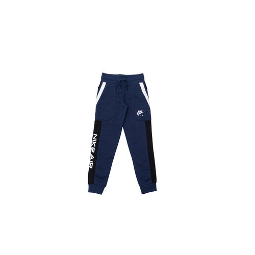 Air Jogger Boys Midnight Navy Black White DA0710 410