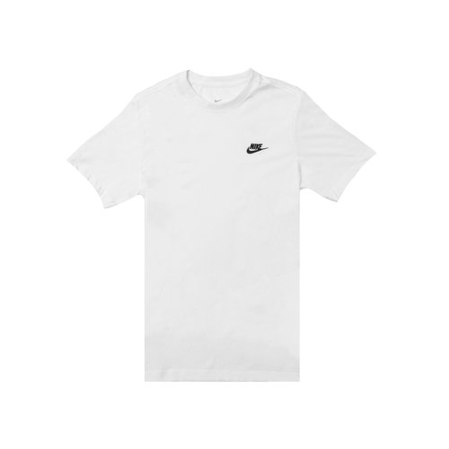 NSW Club Tee White White Black AR4997 133