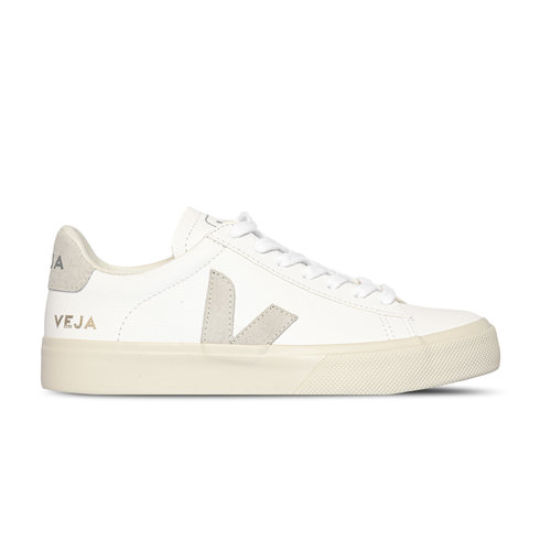 Campo Chromefree Extra White Natural Suede Wmns CP052429A