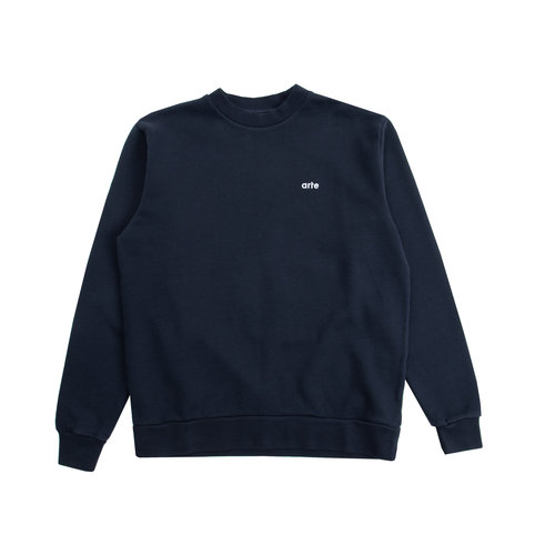Colson Back Photo Crewneck Navy SS21 079C