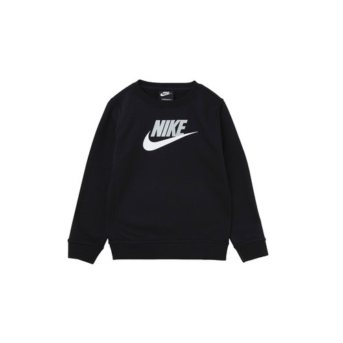 NSW Club Fleece Black White GS CV9297 011