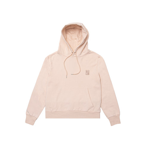 Essential Two Stripe Hoodie Eggshell 80698781689