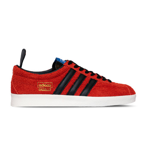 Gazelle Vintage True Orange Core Black Blue FX5487