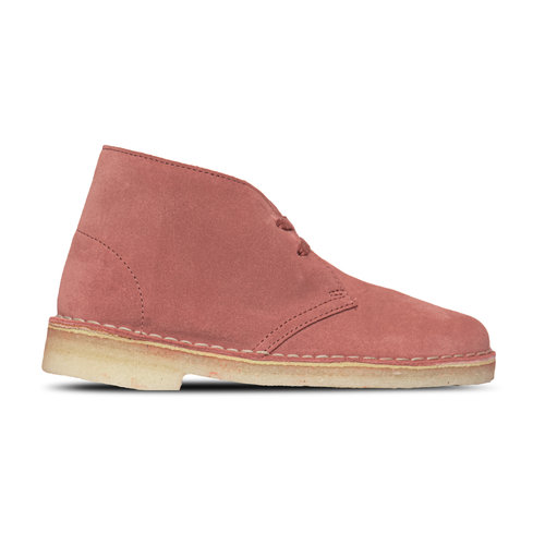 Desert Boot Dark Blush Suede 2615668