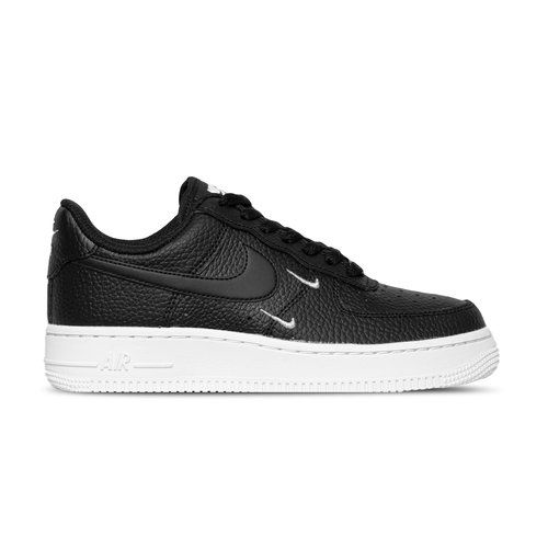 Air Force 1 '07 Essential Black Black Metallic Silver White CT1989 002