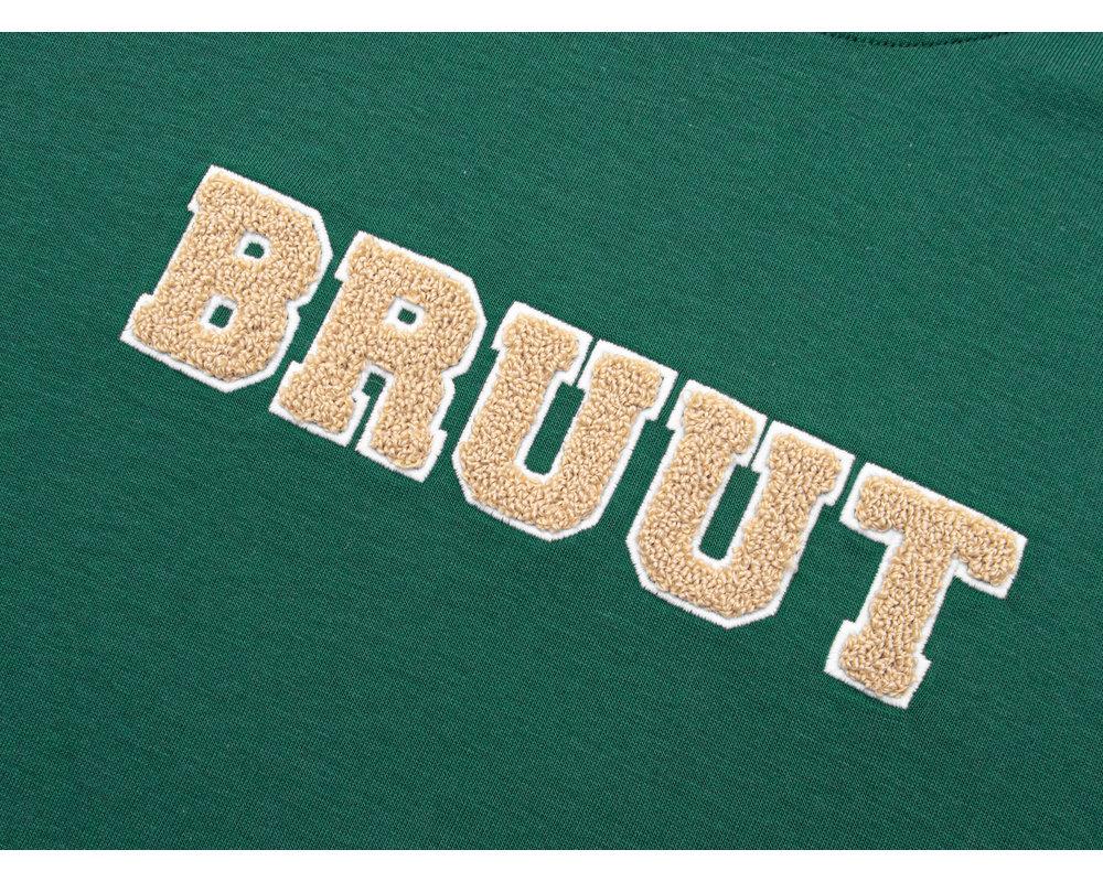 Bruut Varsity Teddy Logo Tee Amazon BT1030 011
