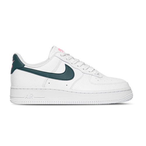 Air Force 1 '07 White Dark Green Teal Sunset Pulse White 315115 163