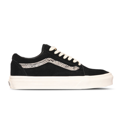 Old Skool Suede Snake Black Marshmellow VN0A5AO95ZU1