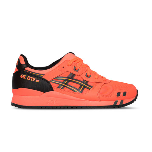 Gel Lyte III OG Sunrise Red Sunrise Red Black 1201A052 700
