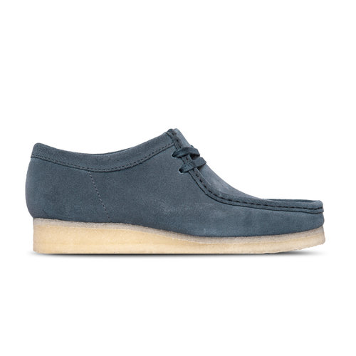 Wallabee Blue Suede 26160203