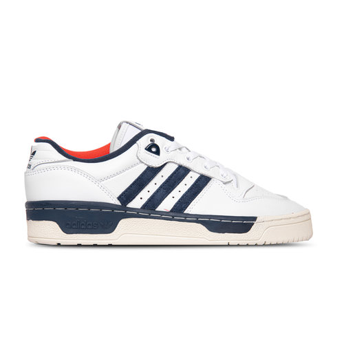Rivalry Low Premium Cloud White Navy FY8031