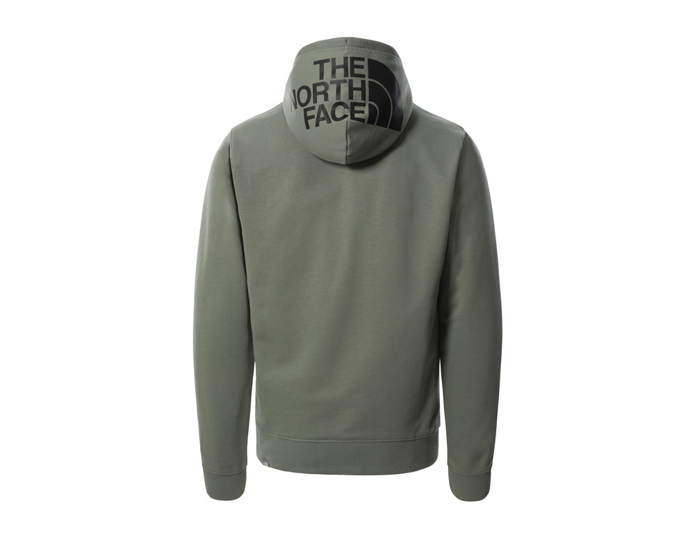 The North Face Seasonal Drew Peak Pullover Light Agave Green NF0A2S57V381