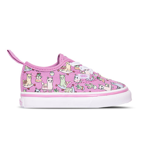 Authentic Elastic Lamas Orchid True White TD VN0A4BUY30N1