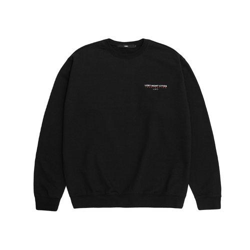 Inspiration Sweatshirt Black LMC2029