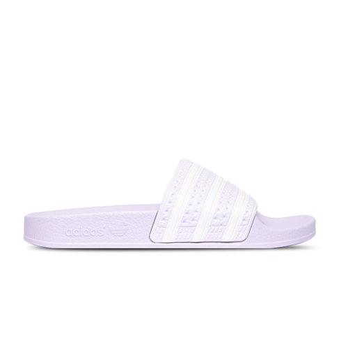 Adilette W Purple Tint Cloud White EG5006