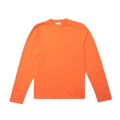 Lenny Antwerp Orange Longsleeve SS21 005LSO