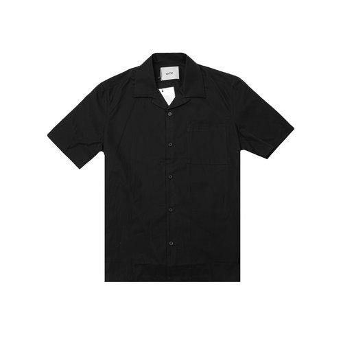 Scotti Shirt Black SS21 066SB