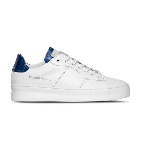 Low Plain Court Croc Blue 42227272022