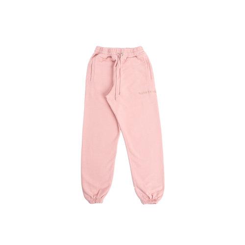 Essential Core Logo Sweat Pants Soft Pink 80913591690