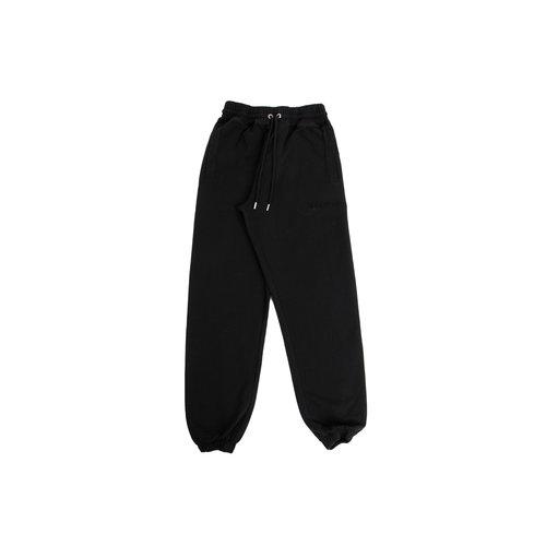 Essential Core Logo Sweat Pants Black 80913591861