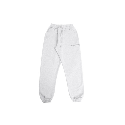 Essential Core Logo Sweat Pants Grey Melange 80913591932
