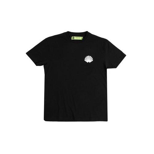 Logo Tee Black White 2021095