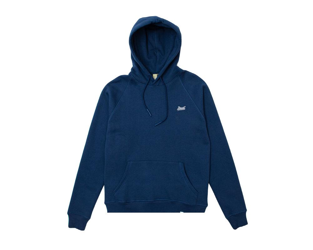 Bruut Essential Hoodie Lapis Blue BT1000 003