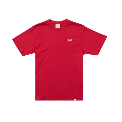 Essential Tee True Red BT1000 010