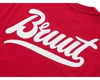 Bruut Essential Tee True Red BT1000 010