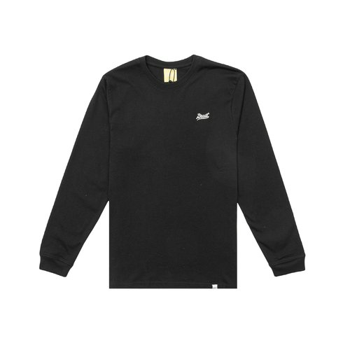 Essential Longsleeve Black BT1000 012