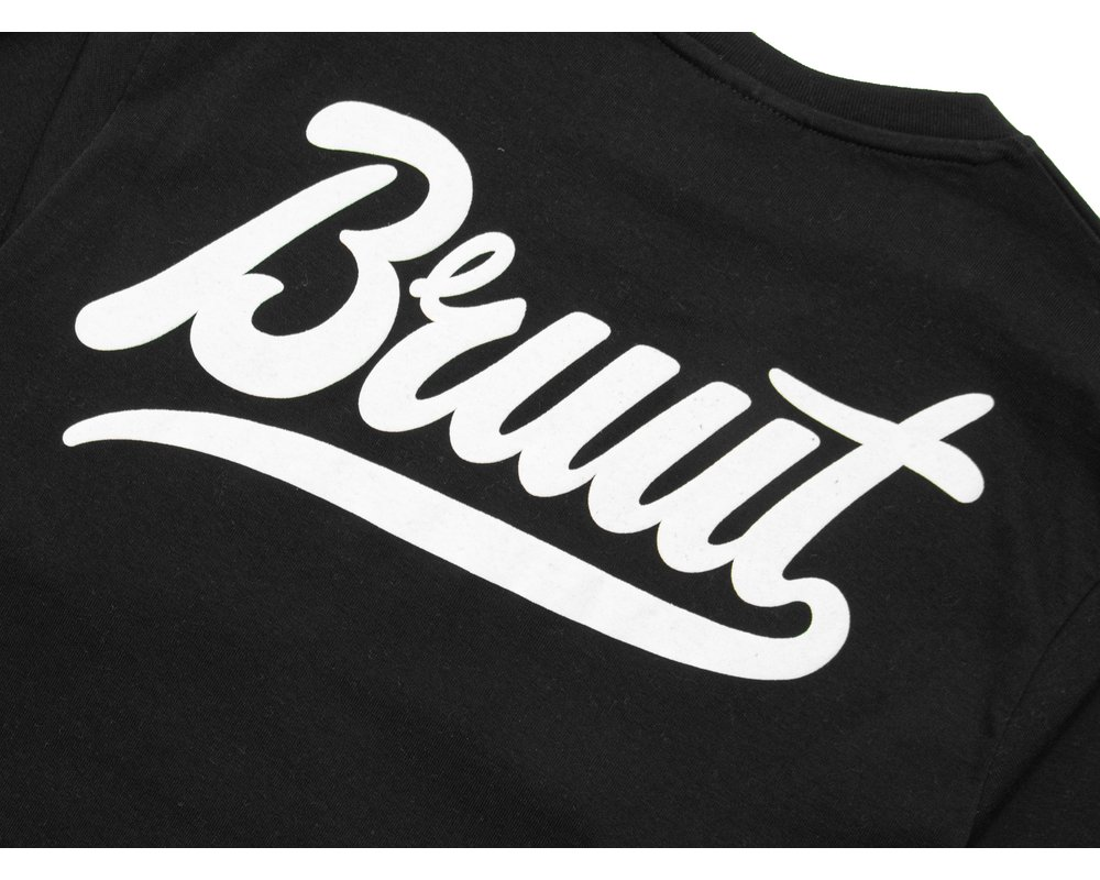 Bruut Essential Longsleeve Black BT1000 012