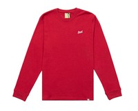 Bruut Essential Longsleeve True Red BT1000 014